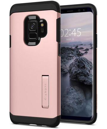© Robuste Or Rosé Couverture Étui Rigide Pour Samsung Galaxy S, Plus S9
