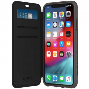 Apple iPhone X/XS Griffin Survivor Clear Wallet Case