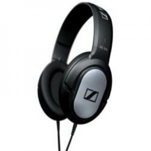 Sennheiser HD 206 Zwart Zilver
