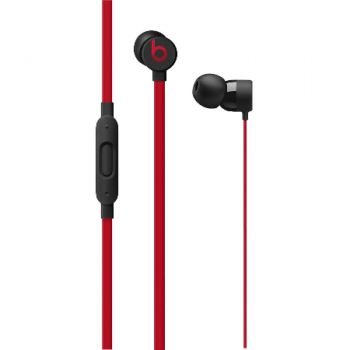 Beats urBeats3 Decade Collection Zwart/Rood