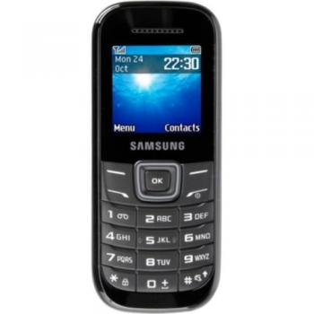 Samsung Keystone 2 GT-E1207Y Zwart/Grijs