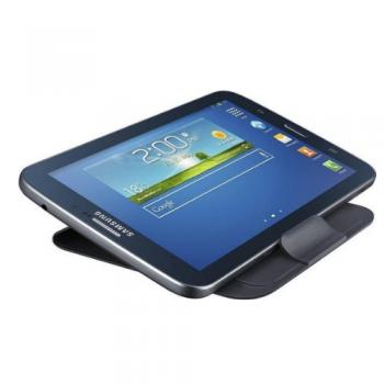 Lederen Hoes Staand Samsung Galaxy Tab 3