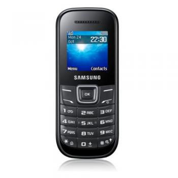 Samsung Keystone 2 GT-E1205Y Zwart