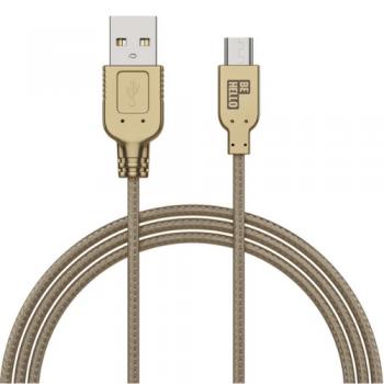 BeHello Micro USB Charge and Sync kabel
